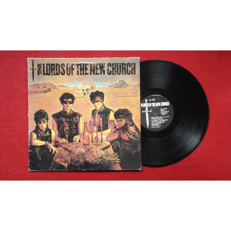 The Lords of the new Church - Same