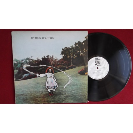 Trees - On The Shore ( Decal Reissue Lp )